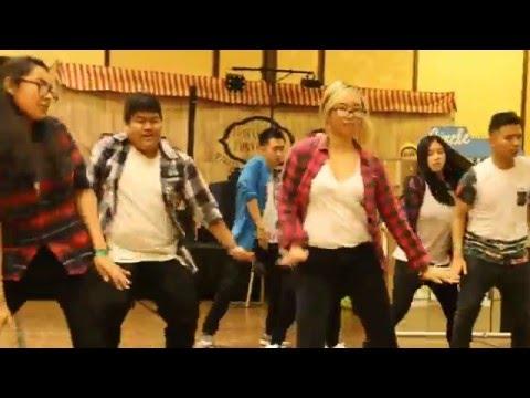 DCON 2016 Talent Act: UC Irvine