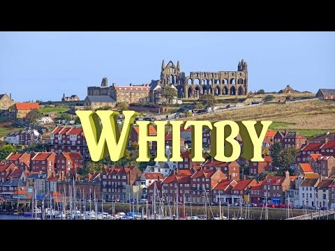 Whitby - North Yorkshire , UK 4K