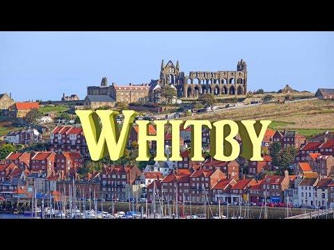 Whitby - North Yorkshire , UK 4K