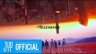 "Gambar cover Stray Kids ""Hellevator"" M/V"