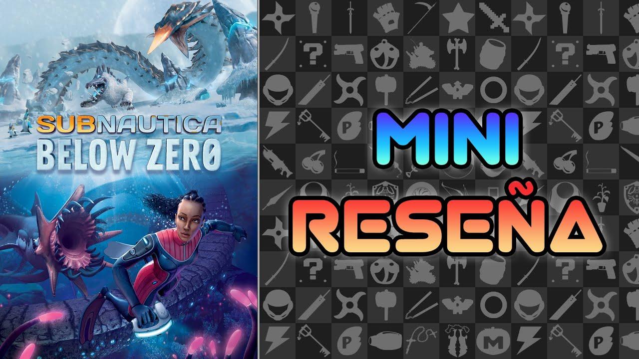 Mini Reseña Subnautica: Below Zero – Sobreviviendo en un océano extraterrestre   3GB