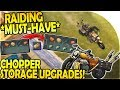 CHOPPER STORAGE UPGRADES (RAIDING *MUST-HAVE!*) - Last Day on Earth Survival Update 1.10.3