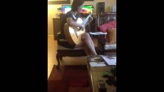 Serenade  Guitar by Phuong Thao music composed by NMC
