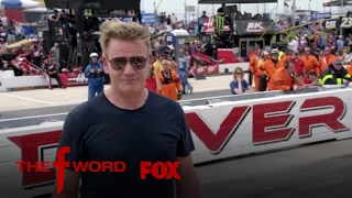 Gordon Ramsay Tries His Talent On The Racing Track | Season 1 Ep. 2 | THE F WORD