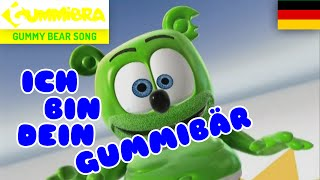 Ich Bin Dein Gummibär ~ Gummy Bear German Song