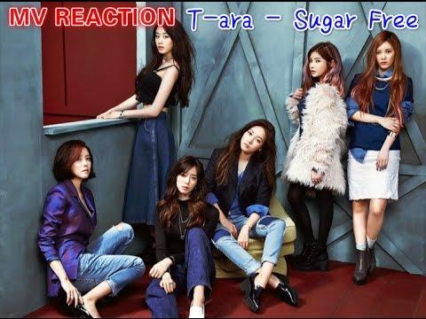 MV REACTION: T-ara - Sugar Free