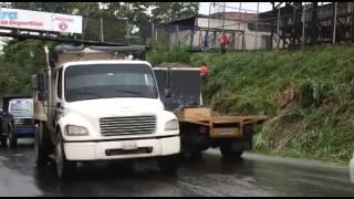 Gobierno del Táchira realizó Jornada de Reordenamiento y embellecimiento en la Troncal 5