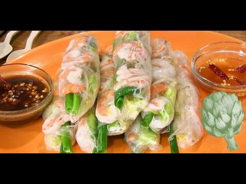 The Secret To Spring Rolls At Home   HuffPost Life
