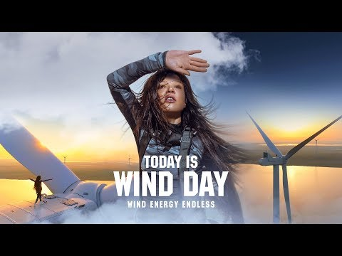 RuslanaTube: Wind Energy. Endless | Today is Wind Day