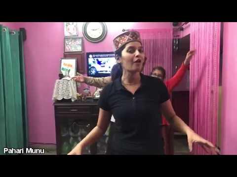 Nati Dance with Parents   Rohru jana
