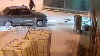 Drunk and Furious at Kazan International Airport