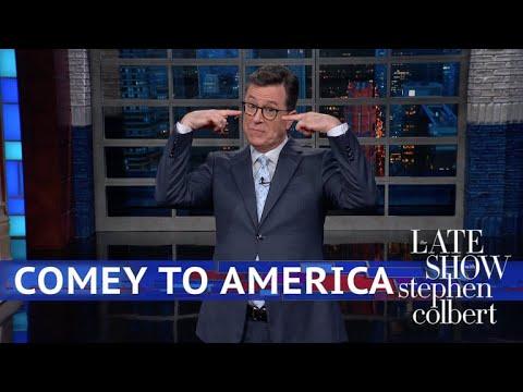 Comey Compared Donald Trump To A Mafia Boss