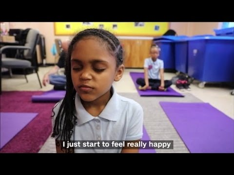 School replaces detention with meditation