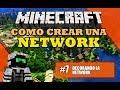 Minecraft: Como Crear una Network - Decorando la Network - Parte 7