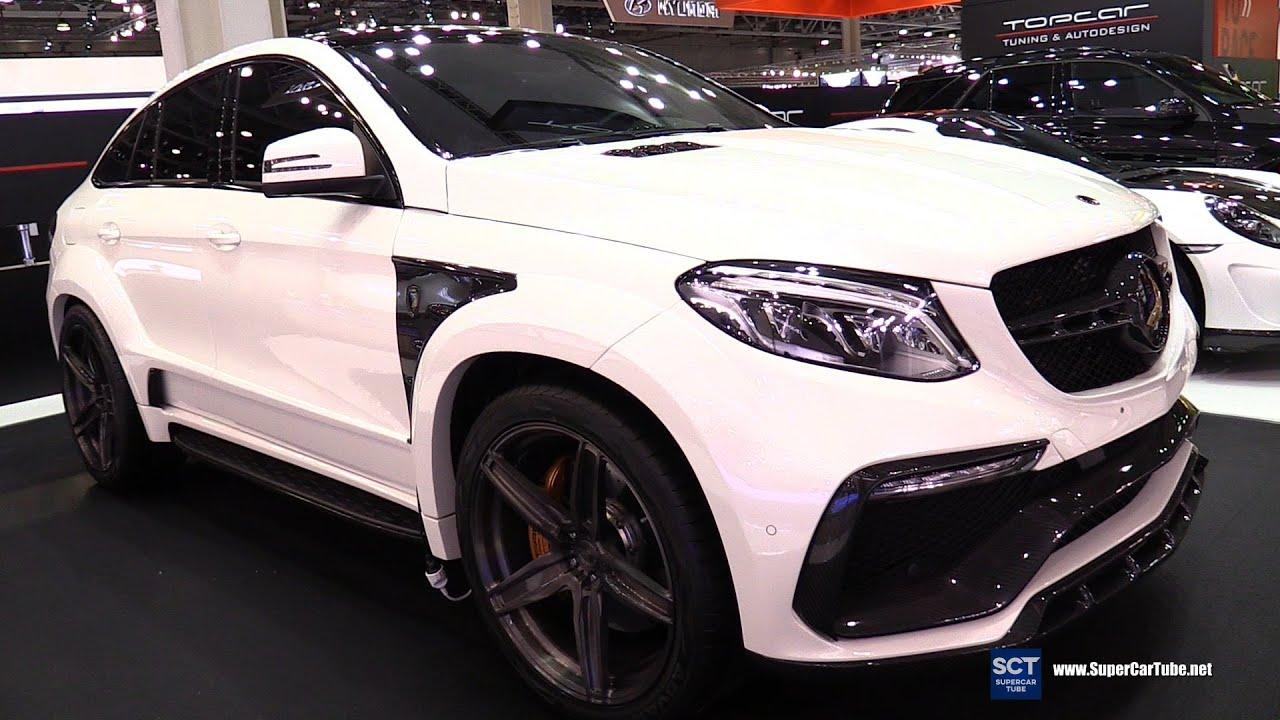 Mercedes Benz Gle Coupe Inferno Exterior And Interior Walkaround 2016 Moscow Automobile Salon