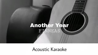 Download FINNEAS - Another Year (Acoustic Karaoke)