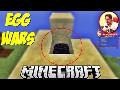 oyunu bırakıp kaçtılar  minecraft türkçe egg wars  bölüm 37