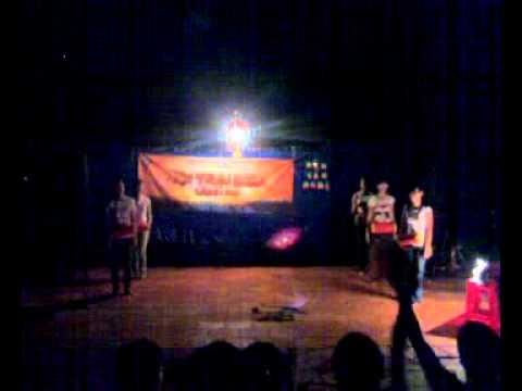múa trống cơm thổ dân