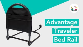 Bed Rail Advantage Traveler By The Golden Concepts