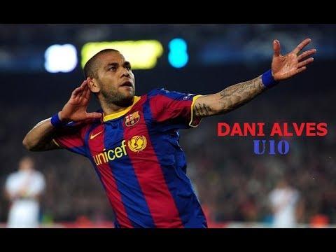 [FIFA ONLINE 3] Dani Alves da Silva (U10) – Gã hậu vệ khùng điên.