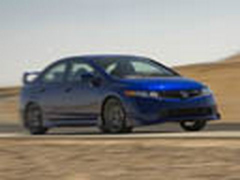 2008 Honda Civic Mugen Si   Hot Lap   YouTube