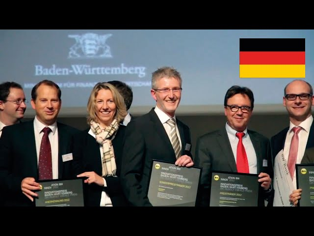 Sarissa innovation award 2012