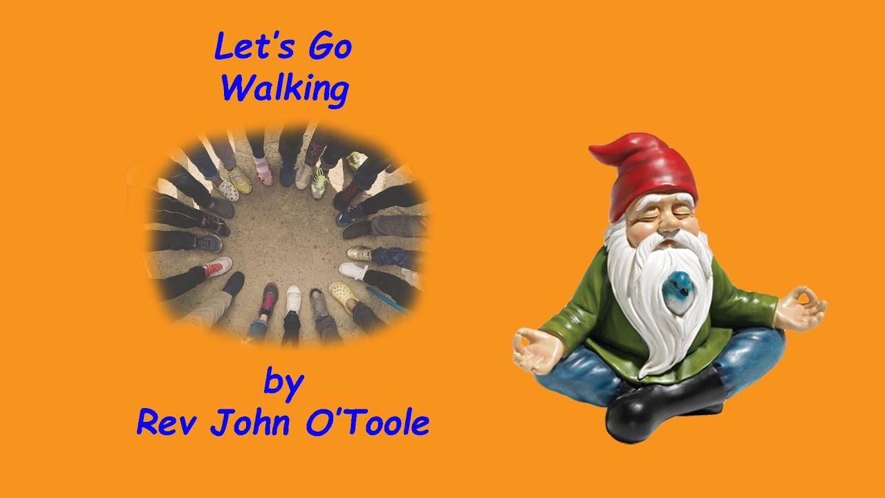 mrr title card Let's Go Walking