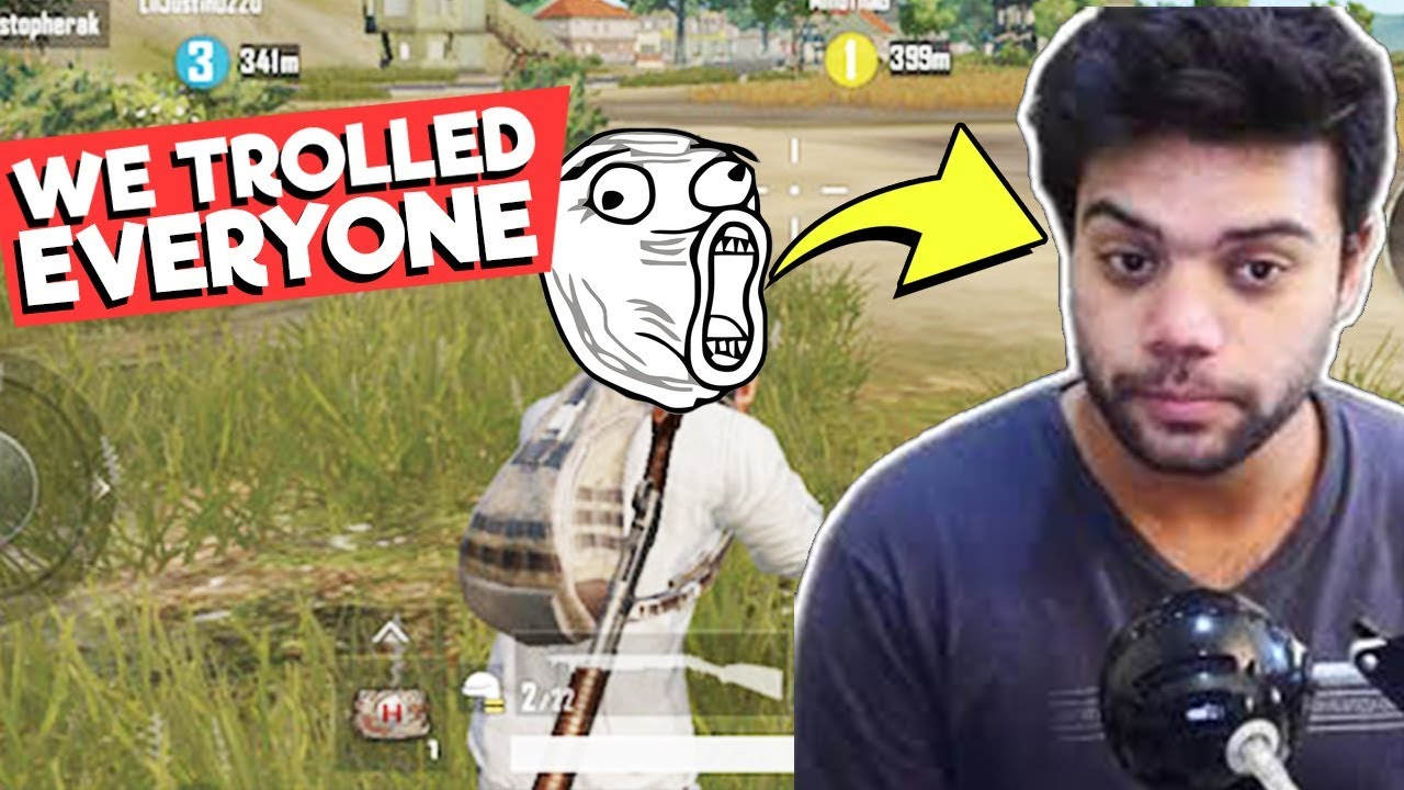 Me and Ducky Bhai found a hacker in PUBG Mobile