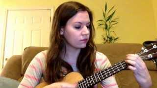 """La Vie en Rose"" ukulele cover (Cristin Milioti Version from How I Met Your Mother)"