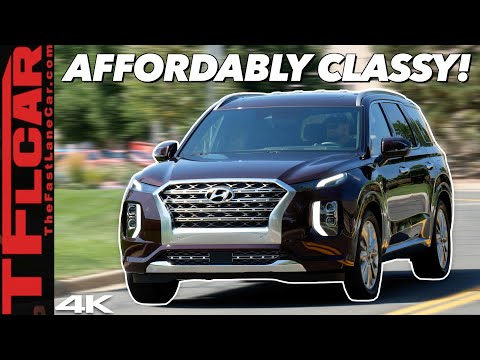 The 2020 Hyundai Palisade Is The Luxury SUV You Never Thought You Could Afford!
