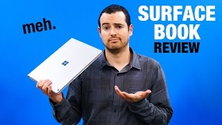 Surface Book Review: We Made a Mistake