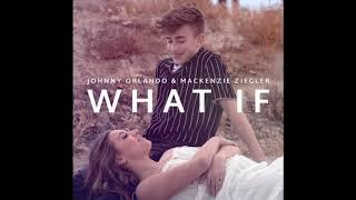 Download Johnny Orlando & Mackenzie Ziegler - What if (audio)