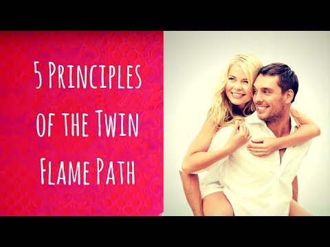 5 SUPER SEXY Principles of the Twin Flame Path!