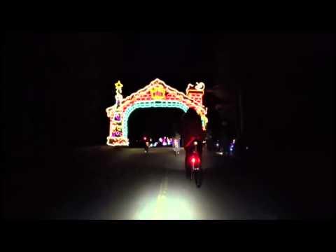 2015 Callaway Gardens Fantasy in Lights Bike Ride