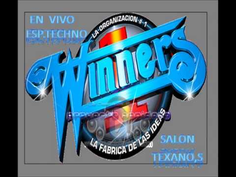 WINNERS EN EL SALON TEXANO,S- 5 FEB.2012