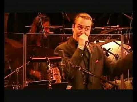 """Mike Patton e Metropole Orchestra - Mondo Cane-Live at Paradiso Amsterdam (2008) """"urlo negro"""""""
