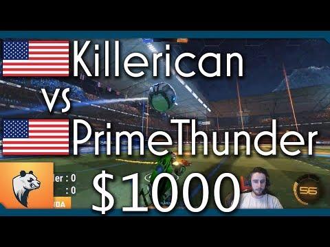 Killerican vs PrimeThunder   Bad Panda $1000 NA Invitational