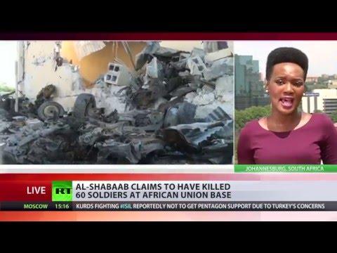 Al-Shabaab Rise: Terror org attacks military base in Somalia, kills 60