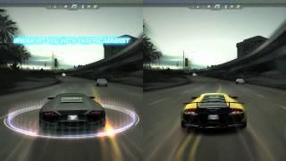Need For Speed World: Lamborghini Reventón vs. Lamborghini Murciélago LP670-4 SuperVeloce