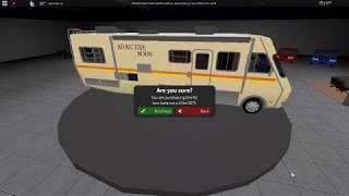 Kupuję RV! (camper) Ultimate Driving: Westover Islands. Roblox Ciekawe rzeczy#1