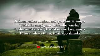 158 .U MWENDO GANI NYUMBANI | NYIMBO ZA KRISTO | Lyrics video