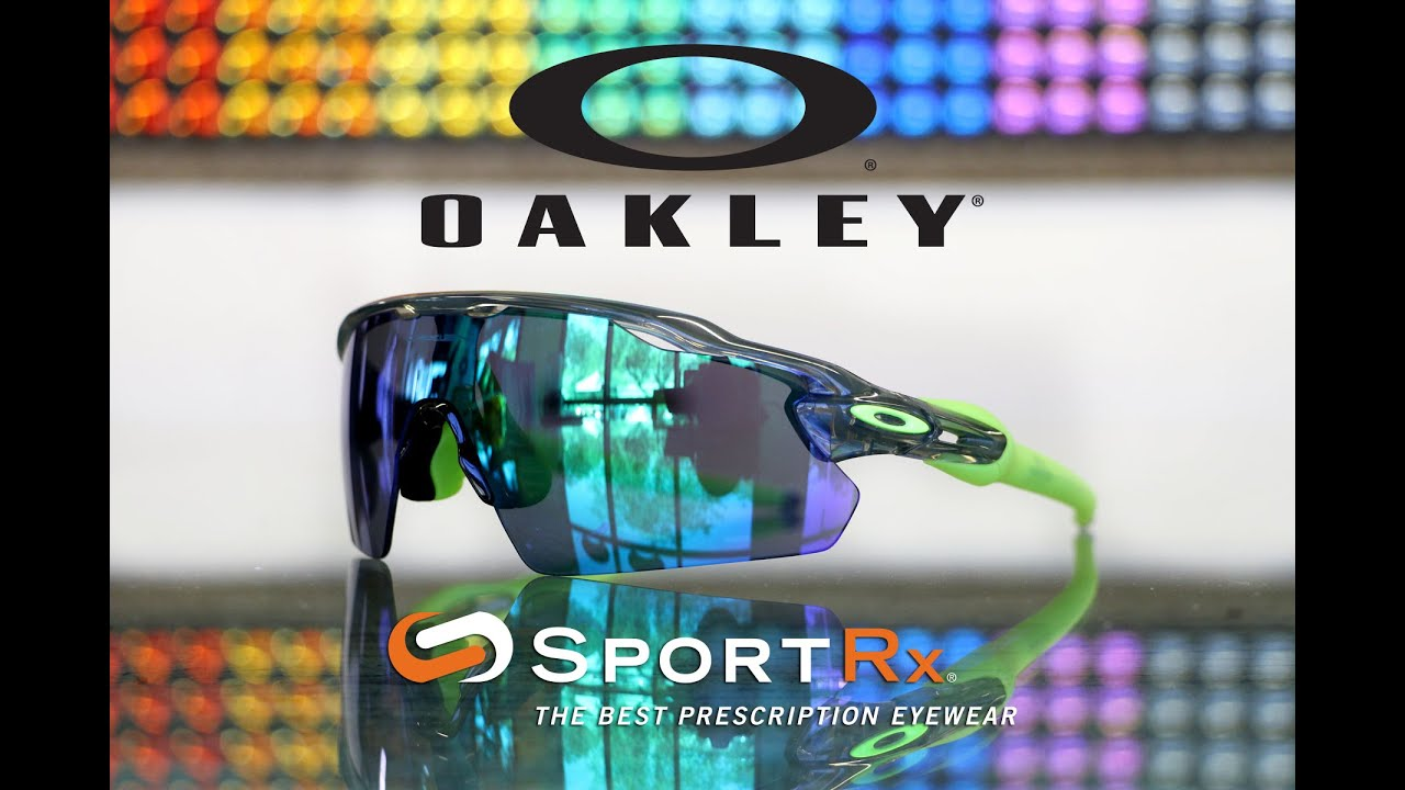 Oakley Radar Ev Vs Radarlock