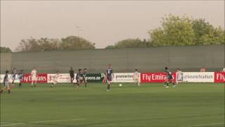 2017 Dubai Super Cup - U16 Semi Final JSSL Elite vs Borras Park Rangers FC