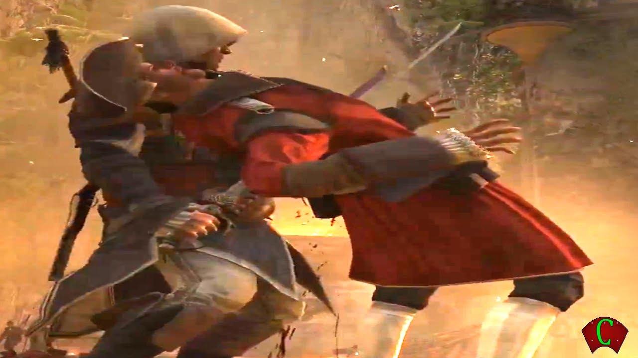 Assassin's Creed 4 Black Flag: Voice Actors Trailer 【HD ...