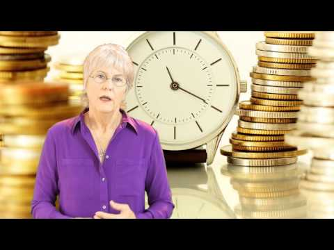 Time is More Valuable Than Gold By Regina Cates