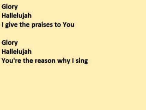 Kirk Franklin Why we sing Lyrics