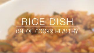 Rice Dish - Chicken Jambalaya