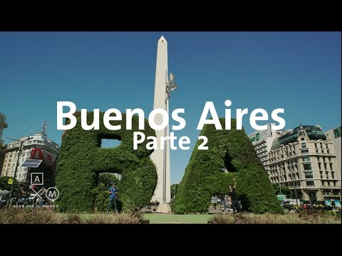 Recorriendo La Ciudad de la Furia | Argentina #7