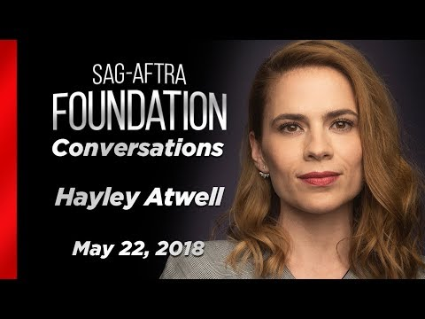 Conversations with Hayley Atwell