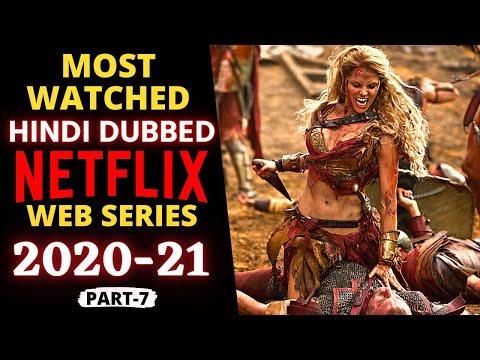 "Top 10 ""Hindi Dubbed"" NETFLIX Web Series IMDB Highest Rating (Part 7) Abhi Ka Review"